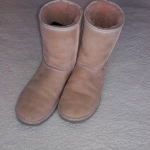 Dusty pink UGG